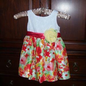 3T girls dress